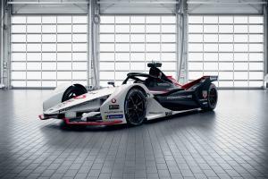 Porsche 2019/20 Formula E challenger revealed