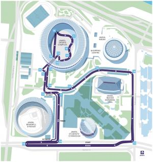 Seoul Formula E circuit revealed for 2019-20 race