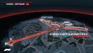 VIDEO: Vietnam Formula 1 track preview