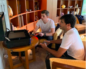 FIFA, bowling and sleep: What F1 drivers do on a day off