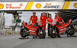 Shell, Ducati extend 20-year partnership
