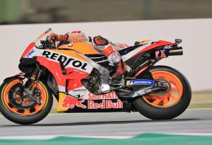 Definitely Maybe: Carbon fibre swingarms in MotoGP