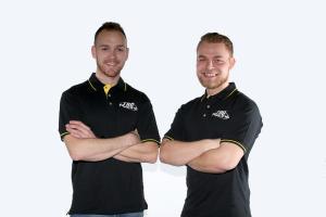 Dan Linfoot, Shaun Winfield, TAG Racing,