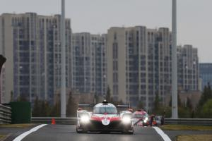 Toyota takes WEC Shanghai 1-2 as rain, red flags dominate