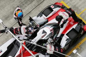 WEC 6 Hours of Fuji - Starting Grid