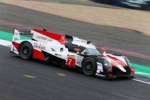 Conway, Lopez lead Toyota to Silverstone WEC pole