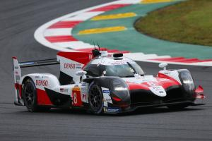 Alonso goes one second clear in WEC Fuji practice