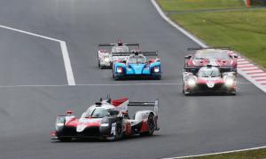 Toyota scores Fuji WEC 1-2 as #7 car ends win drought