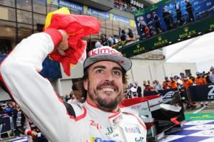 Alonso targets WEC title and Triple Crown