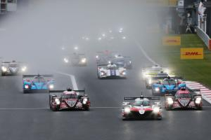 WEC 6 Hours of Fuji - Race Results