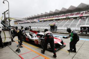 WEC 6 Hours of Fuji - FP1 Results