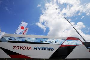 Toyota welcomes new WEC hypercar regs for 2020