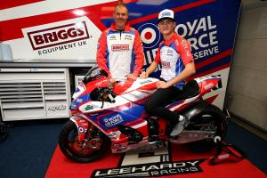Vickers steps up to BSB with RAF Regular & Reserve