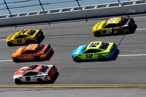 Geico 500 at Talladega Superspeedway - Starting Grid