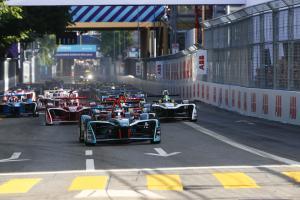 Formula E will soon overtake 'boring' F1 - Jaguar chairman