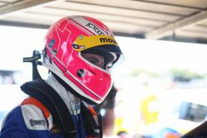 Tordoff 'surprised' to qualify on the front-row