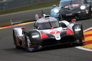 Kobayashi fastest in final Spa WEC practice