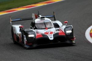 Conway, Kobayashi score Spa WEC pole for Toyota