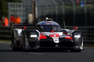 Kobayashi tops final Le Mans warm-up for Toyota