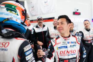 Kobayashi 'quite disappointed' with Le Mans pole lap