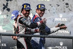 Snowy Spa WEC win among Alonso's craziest races