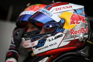 Buemi quickest for Toyota in opening Fuji WEC practice