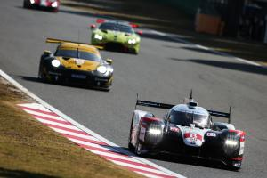 Buemi: Toyota 'completely out of the fight' in Shanghai WEC