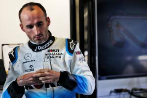 """Kubica feels only """"20 percent"""" ready for F1 race return"""