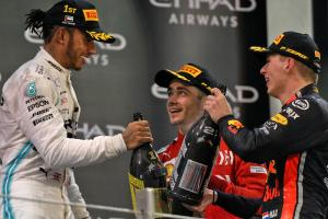 Hamilton working twice as hard to stay ahead of new generation