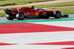 Barcelona F1 Test 2 Day 1 - Wednesday 10AM Results