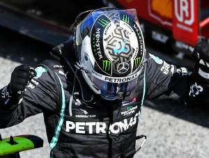 """""""No rush but no distractions"""" - Bottas on Mercedes F1 contract talks"""