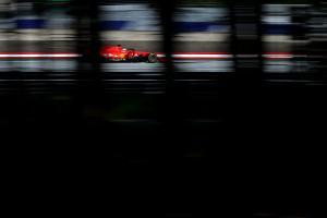 Ferrari prioritises mileage over times to leave Vettel in risky 16th