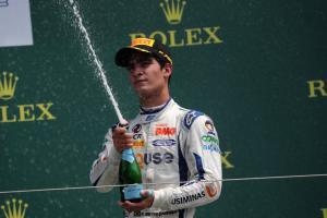 Sette Camara returns to Red Bull fold as reserve driver