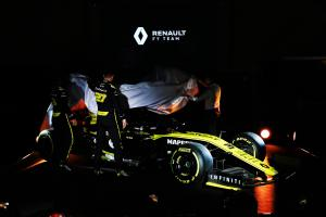 Renault sets 2020 F1 car launch date