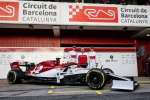 Alfa Romeo to launch 2020 F1 car at first test