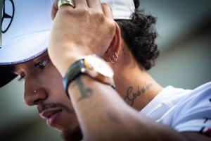 Why Lewis Hamilton can't do right for doing wrong