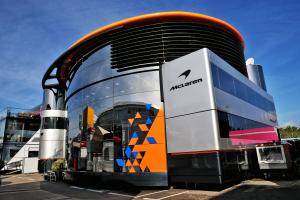 McLaren supportive of F1's bid to axe team motorhomes