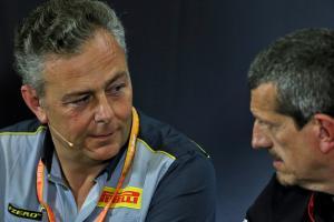 Mario Isola, Pirelli, Gunther Steiner, Haas, F1,
