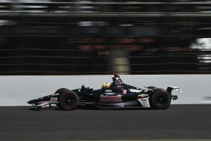 Spencer Pigot leads first Indy 500 qualifying attempts