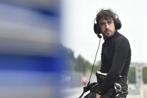 Alonso: Full IndyCar season would be 'too demanding'