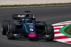Albon claims back-to-back F2 poles in Barcelona