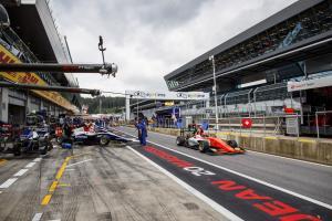 GP3 Austria - Race 1 Results