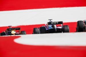 F2 Austria - Sprint Race Results