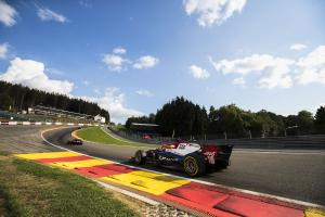 F2 Belgium - Feature Race Results