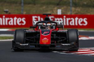 Aitken still going through 'learning curve' with F2 tyres