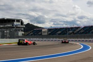 GP3 Russia - Qualifying Results