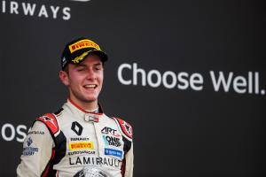 GP3 champion Hubert included in F2 Abu Dhabi test line-up