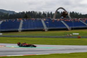 GP3 Austria - Qualifying results