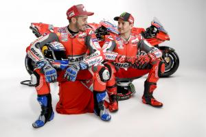 Rider clashes not a worry for Ducati