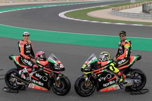 MotoGP Season Preview – Aprilia